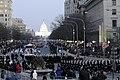 US Navy 090120-N-5386H-561 Parade participants make their way down Pennsylvania Avenue during the 2009 Inaugural Parade.jpg