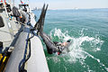 US Navy 101130-N-6070S-120 Navy Diver 1st Class Jason Peters, assigned to Mobile Diving and Salvage Unit (MDSU) 2.jpg