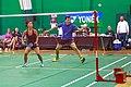 US Senior International Badminton Tourney (Miami) - XD 35 - Andy & Hellena def David & Evi 11 & 13 (16027421614).jpg