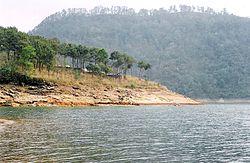 शिलांग की उमियाम झील