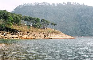 "Shillong - Beautiful Hill Stations, Landscapes, Caves, Waterfalls-""Umiam Lake, Meghalaya"""