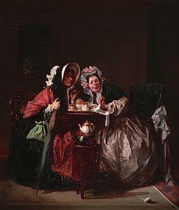 Une mauvaise langue, by Alexander Hugo Bakker Korff