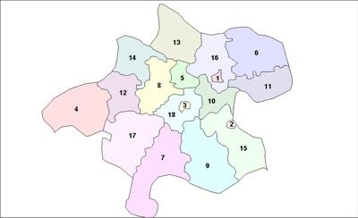 OberösterreichLänd Bezirke