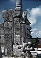 Upper Terrace, Temple of Warriors, Chichen Itza (8338606508).jpg