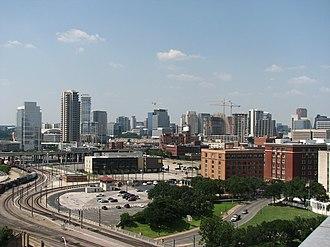 Uptown, Dallas - Uptown Skyline.