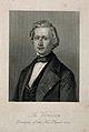 Urbain Jean Joseph Leverrier. Line engraving. Wellcome V0003533.jpg