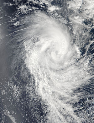 2015–16 Australian region cyclone season - Image: Uriah 2016 02 14 0755Z