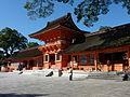 Usa Shrine Nanchu Romon.JPG