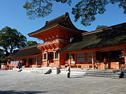 Usa Shrine Nanchu Romon.JPG