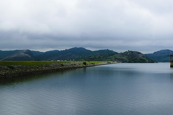 Usman Dam, Bwari, Abuja scenic view 1.jpg