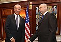 VP Biden meets Acting President of Ukraine Turchynov, April 22, 2014 (13978555492).jpg
