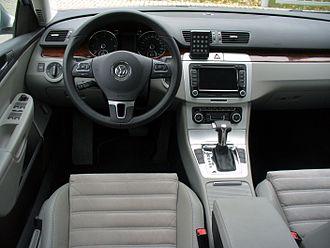 Volkswagen Passat (B6) - Interior (facelift)