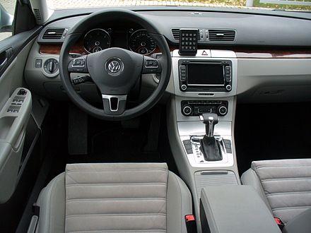 VW Passat B6 - Wikiwand