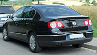 VW Passat B6 rear 20100711.jpg