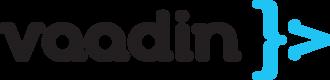 Vaadin - Image: Vaadin logo hi