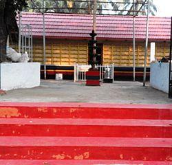 Vaikundam Vishnu Temple