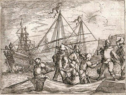 Naval Battle of Tarragona (July 1641)