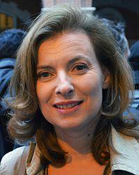 Valérie Trierweiler en 2012
