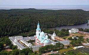 Спасо-Преображенский Валаамский ставропигиальный монастырь, 2017 год