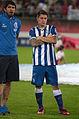 Valais Cup 2013 - OM-FC Porto 13-07-2013 - Juan Manuel Iturbe.jpg