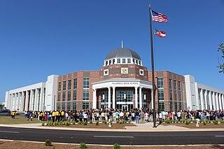 Valdosta High School High school in Valdosta, Georgia, USA