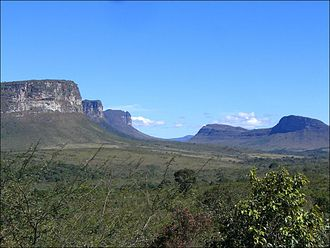 Bahia - Chapada Diamantina National Park.