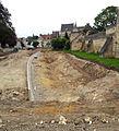 Valkenburg, uitgraven stadsgracht03.jpg