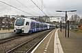 Valkenburg Arriva Flirt3 457-450 S4 Maastricht Randwyck1 (30856269323).jpg