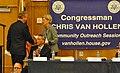 VanHollen Greets Warren (5735086865).jpg