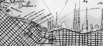 Port of Vancouver (1964–2008) - Image: Van 1929 lrg portofvancouverpanb