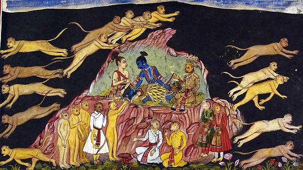 Kabandha - Wikiwand