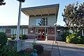 Vancouver Public Schools Administrative Services building entrance, July 2020.jpg
