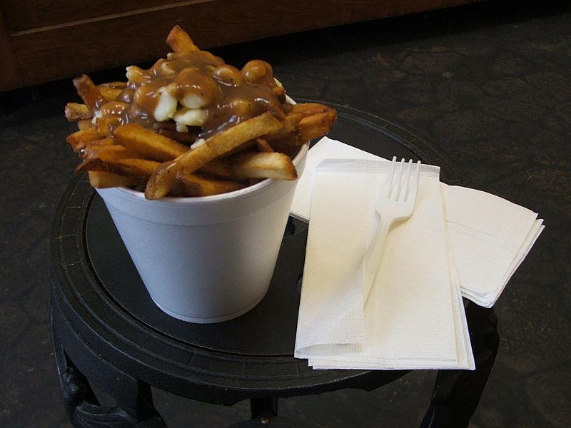 Comida típica do Canadá