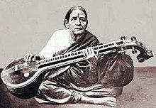 Saraswati veena - Wikipedia