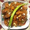 Veg Bhuna Masala - Indian Desi Kitchen (Homemade), Akola - Maharashtra - DSC 0001 01.jpg