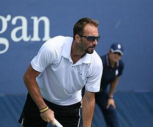 Dušan Vemić - Image: Vemić 2009 US Open 01