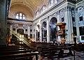 Venezia Chiesa di San Nicola di Tolentino Innen Langhaus West 3.jpg
