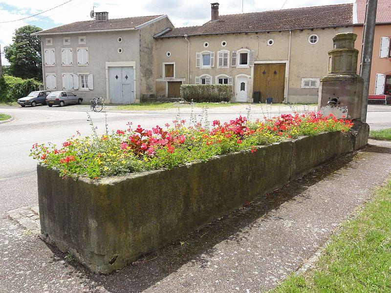 Verdenal (M-et-M) fontaine