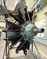 Verkehrsmuseum Dresden - Luftverkehr - BMW 132 A9 Sternmotor..IMG 6719WI.jpg