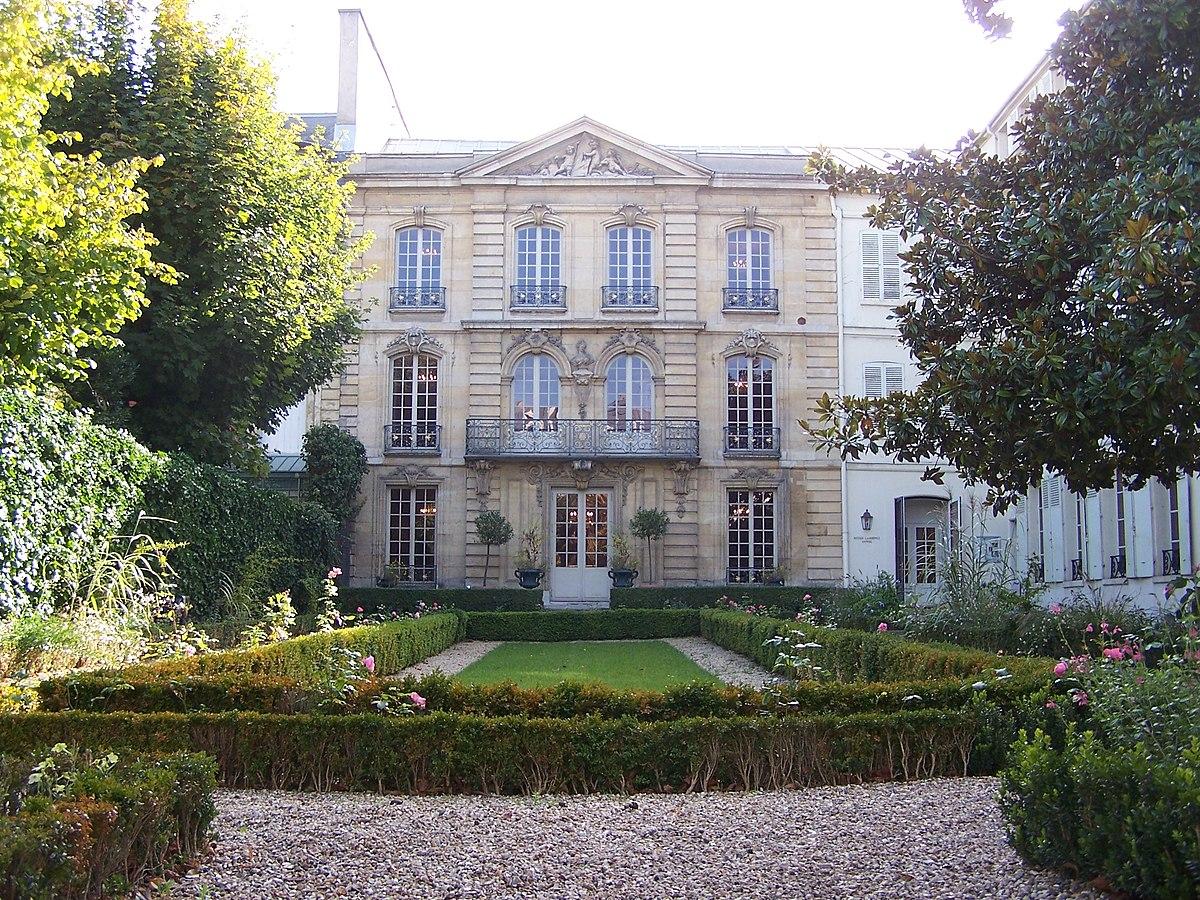 Vista do Museu Lambinet em Versalhes