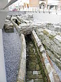 Via dei Martiri, antiche fondamenta (Cavarzere) 02.JPG