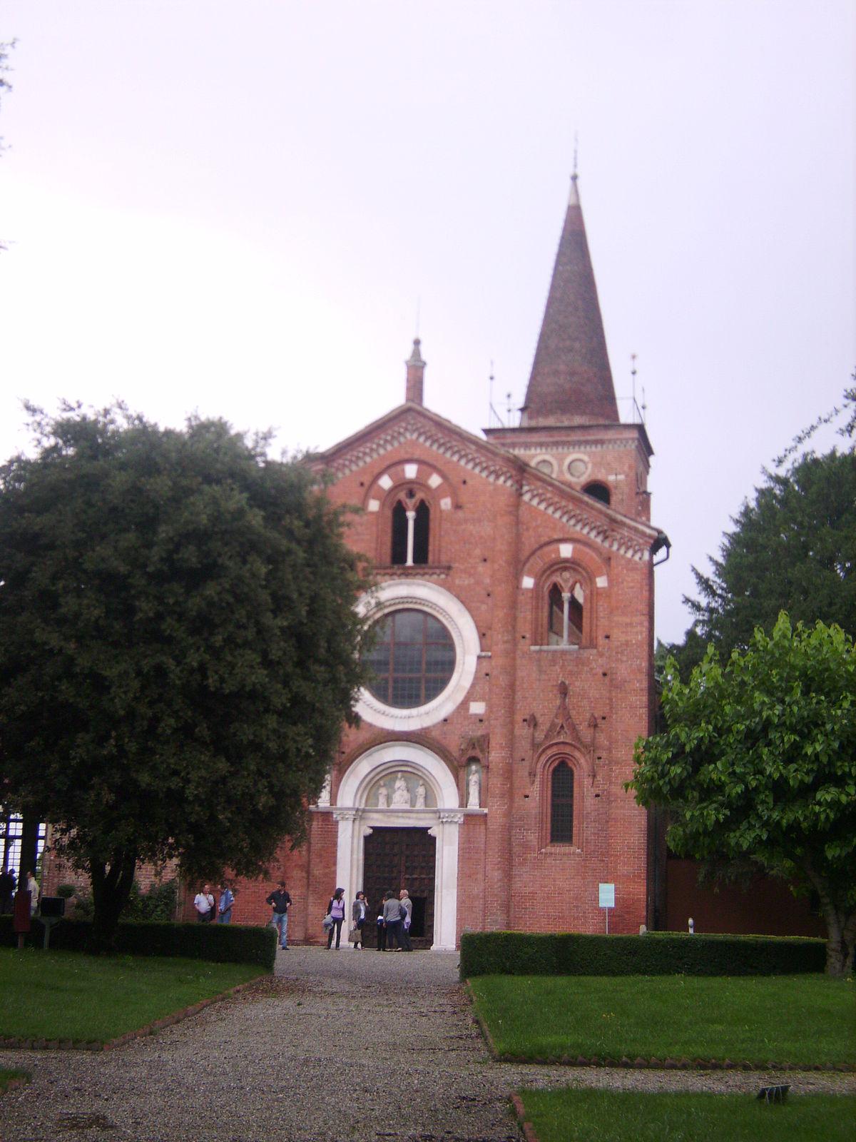 Abbazia Di Viboldone Wikipedia