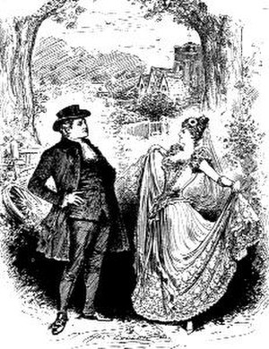 The Vicar of Bray (opera) - Rutland Barrington as the Vicar and Mary Duggan as Nelly Bly