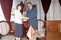 Vicepresidente merino con embajadora de China (6926773689).jpg
