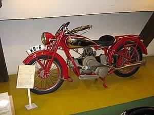 Victoria (motorcycle) - 1934 Victoria KR 6