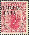 Victoria Land 1d stamp.jpg