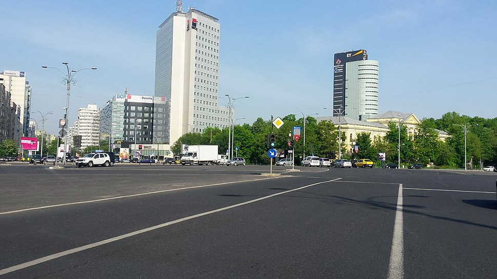 Victory Square, Bucharest