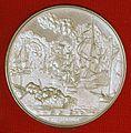 Vierdaagse Zeeslag, 1666, door Christoffel Adolphi.JPG