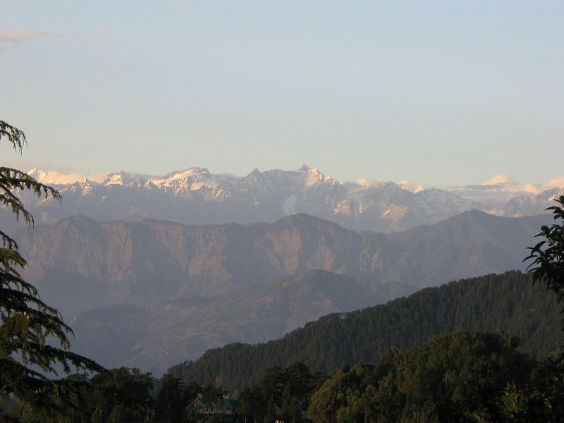 File:View from Subhash Bowli, Dalhousie.jpg