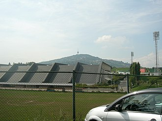 KK Bosna Royal - Olympic Hall Juan Antonio Samaranch.